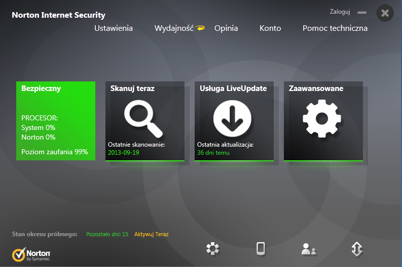 Norton Internet Security 2015