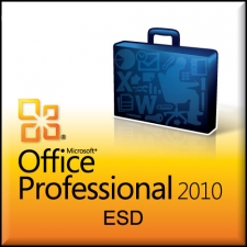 Microsoft Office Professional 2010 ESD PL