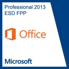 Microsoft Office Professional 2013 PL ESD FPP