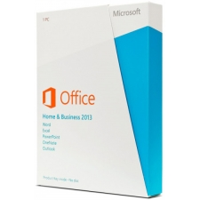 Microsoft Office 2013 Home and Business PKC BOX
