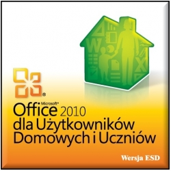 Microsoft Office Home and Student 2010 ESD PL