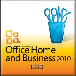 Microsoft Office 2010 Home and Business ESD
