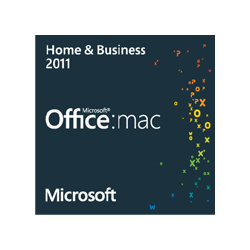 Office MAC Home and Business 2011
