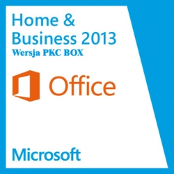 Office 2013 PL Home and Business PKC