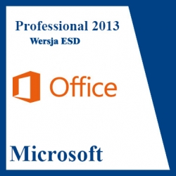 Microsoft Office Professional 2013 ESD Retail