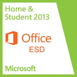 Microsoft Office Home and Student 2013 PL ESD