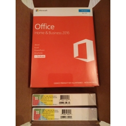 Office Home and Business 2016 PKC BOX