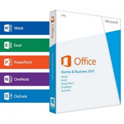 Microsoft Office 2013 PL Home and Business PKC BOX