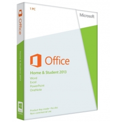 Microsoft Office Home and Student 2013 PKC