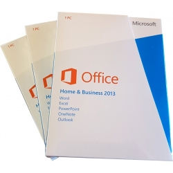 Office Home and Business 2013 BOX
