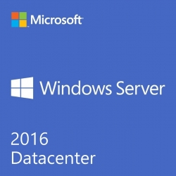 Windows Server Datacenter 2016 64Bit 16 Core