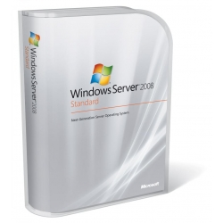 Microsoft Windows Server 2008 R2 Standard 5 CAL
